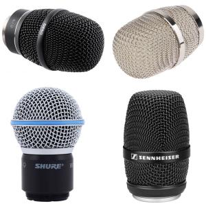 Головки микрофонные